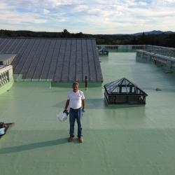 Soprema Pmma roofing