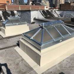 Shaft-skylight-replacement