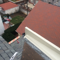 11 Slope roofing details waterproofing