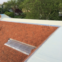 3 Slope roofing waterproofing.