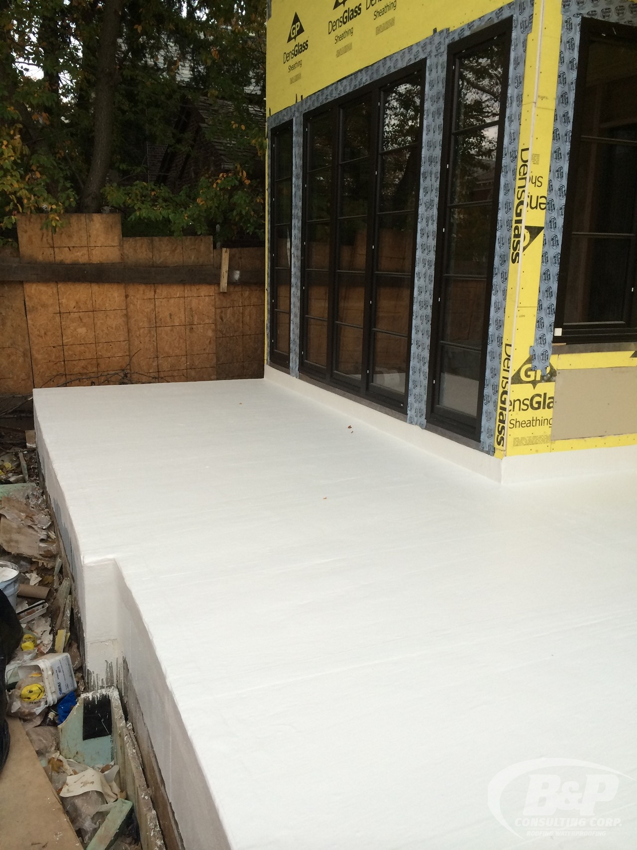 Foundation waterproofing – B&P Consulting